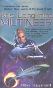 Book cover for Mutineer by Mike Shepherd