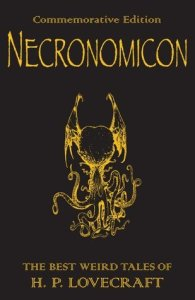 Book cover for Necronomicon by H.P. Lovecraft - Long Books Quick Reads