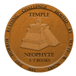 Neophyte Badge for The 2017 Horror Reading Challenge