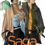 Book cover for Saga Vol 1