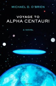 Book cover for Voyage to Alpha Centauri