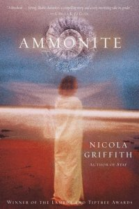 Book cover for Ammonite