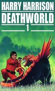 Book cover for Deathworld