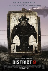 Movie cover for District 9
