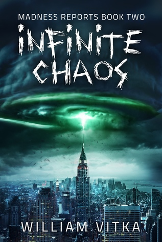 Book cover for Infinite Chaos