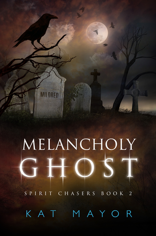 Book cover for Melancholy Ghost