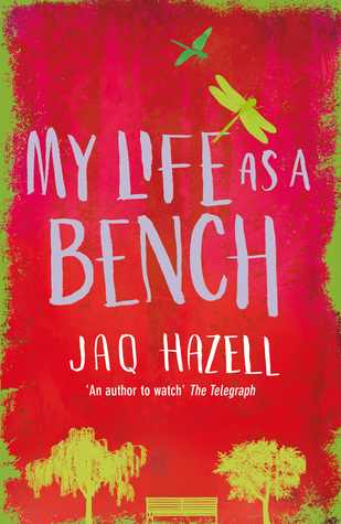 Book cover for My Life as a Bench