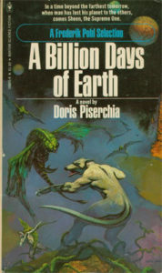 Book cover for A Billion Days of Earth