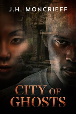 Book cover for City of Ghosts