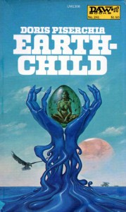 Book cover for Earthchild by Doris Piserchia