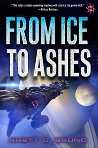 Book cover for From Ice to Ashes