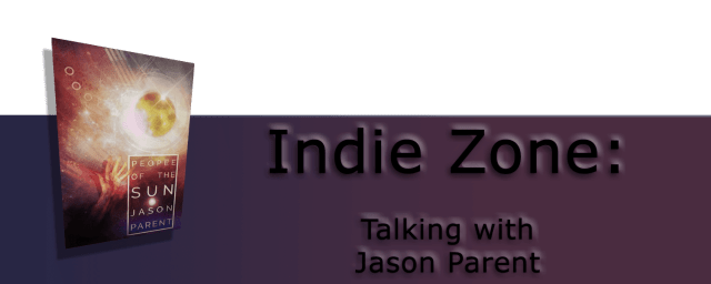 Banner for Interview with Jason Parent