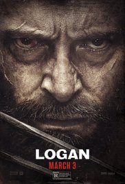 Movie cover for Logan
