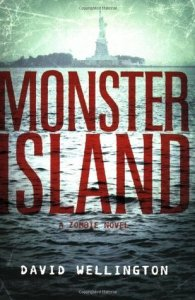 Book cover for Monster Island