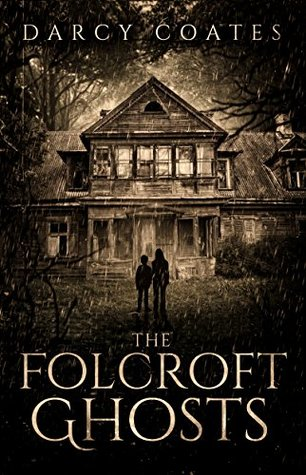 Book cover for The Folcroft Ghosts