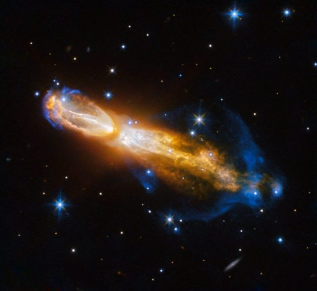 Picture of the Calabash Nebula