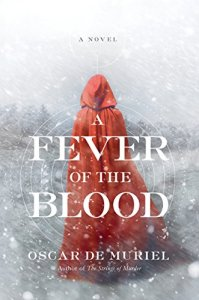 Book cover for A Fever of the Blood