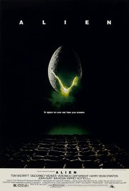 Movie poster for Alien