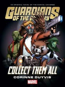 Book cover for Guardians of the Galaxy
