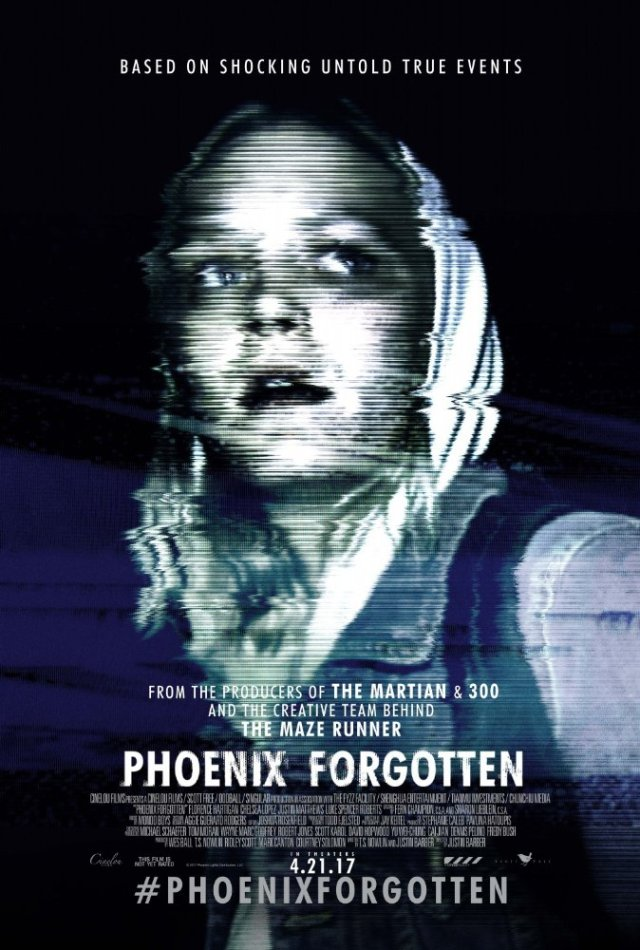 Movie Cover for Phoenix Forgotten