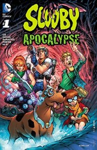 Book cover for Scooby Apocalypse #1