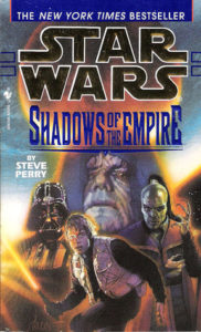 Book cover for Star Wars: Shadows of the Empire
