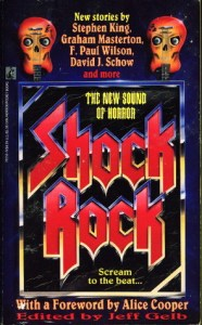 Book cover for Shock Rock I