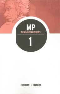 Book Cover for the Manhattan Projects Vol 1