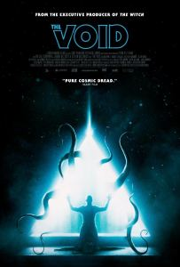 Movie cover for The Void