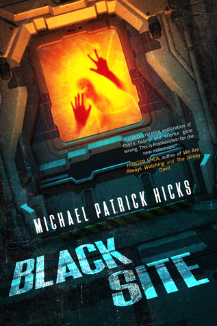 Book cover for Black Site