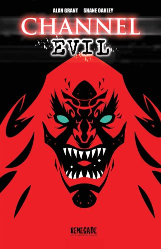 Book cover for Channel Evil Vol 1