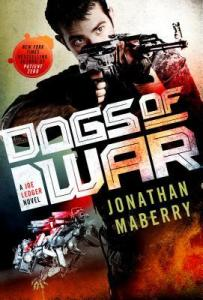 Book cover for Dogs of War