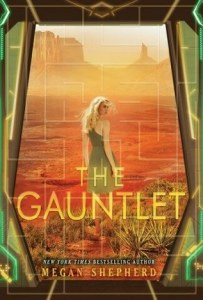 Book cover for The Gauntlet