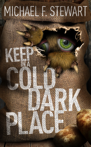 Book cover for Keep in a Cold, Dark Place