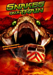 Movie Cover for Snakes on a Train