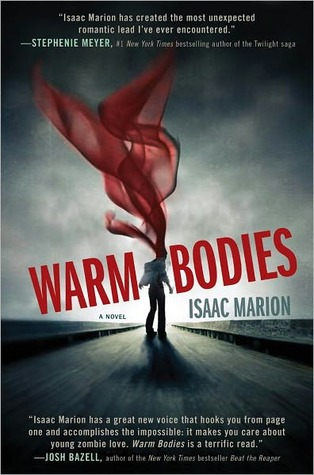 Book cover for Warm Bodies