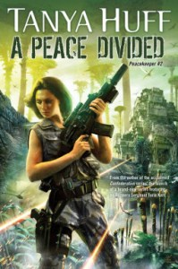 Book cover for A Peace Divided
