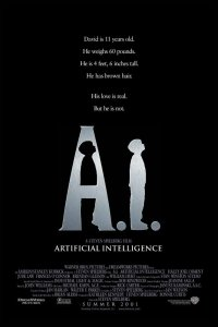 Movie cover for AI: Artificial Intelligence