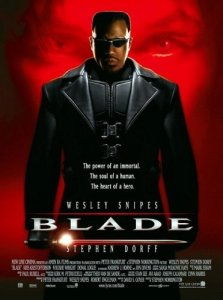 Movie cover for Blade