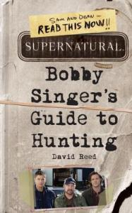 Book cover for Bobby Singer's Guide to Hunting for Fathers in Horror post