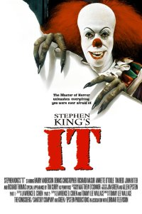 Movie cover for IT
