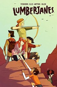 Book cover for Lumberjanes, Vol 2: Friendship to the Max