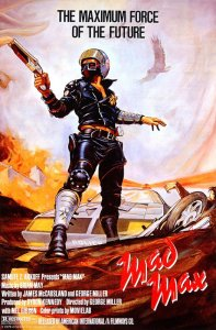 Movie cover for Mad Max