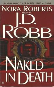 Book cover for Naked in Death