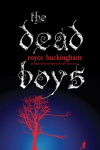 Book cover for The Dead Boys