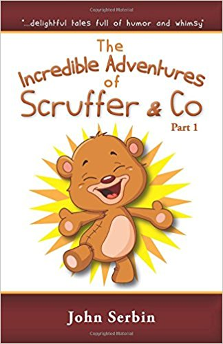 Book cover for Incredible Adventures of Scruffer and Company