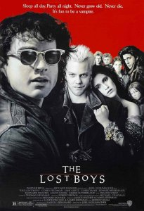 Movie cover for The Lost Boys