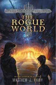 Book cover for The Rogue World