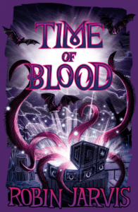 Book cover for Time of Blood