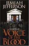 Book cover for Voice of the Blood for African American Science Fiction and Horror Authors